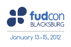 FUDCon Blacksburg Jan 13-15